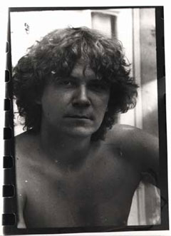 "Wolfgang ""Marc"" Berry, Paris, 1979"